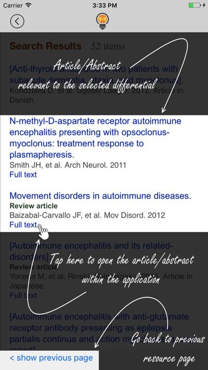 Neurology Dx screenshot-3