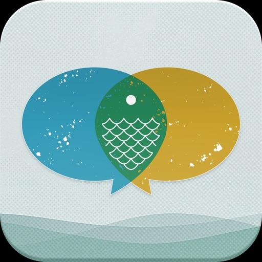 Fishidy - Local Fishing Reports & Hot Spot Maps app logo