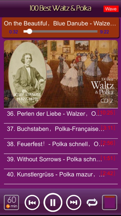 [5 CD]100 Best Waltz & Polka screenshot-3