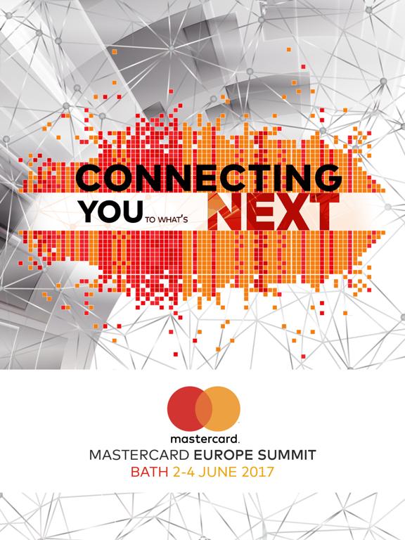 Mastercard Europe Summit 2017 screenshot 3