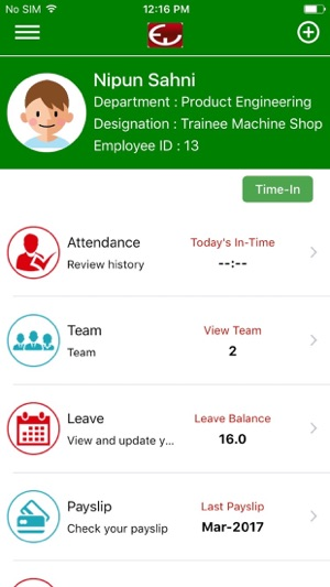 Eazehr Hr And Payroll On The App Store