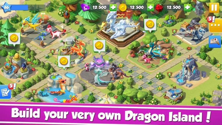 Dragon Mania Legends: Dragon Breeding Game screenshot-4