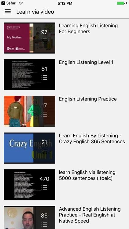English Listening A-Z screenshot-4