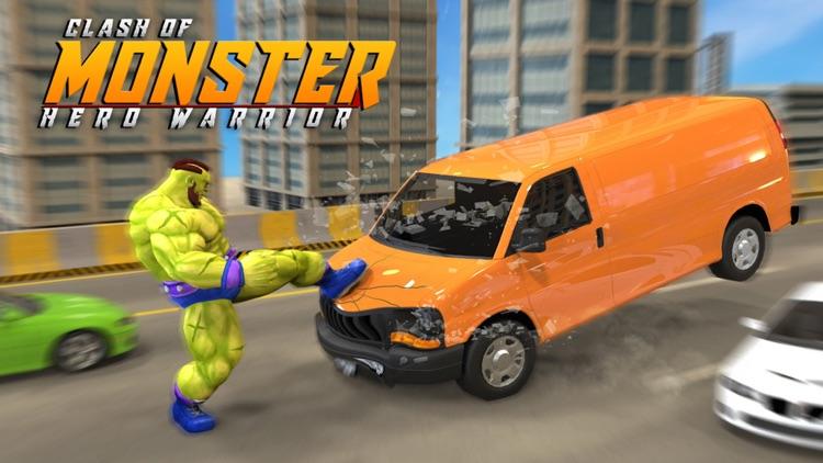 Clash Of Monsters Hero Warrior Pro