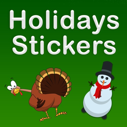 Holidays Stickers Emojis