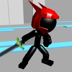 ‎Stickman Sword Fighting 3D
