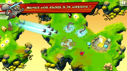 Screenshot #2 pour Ninja Hero Cats