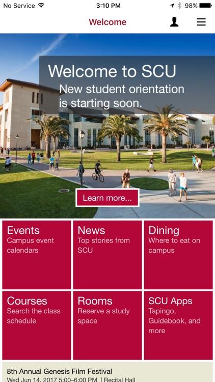 Santa Clara University Mobile