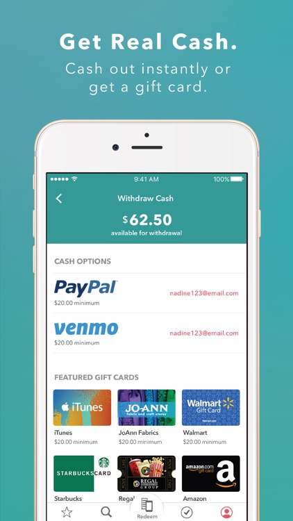 Ibotta: Cash Back Rewards App screenshot-4
