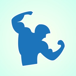 Gym Workout Stickers – Muscle & Yoga