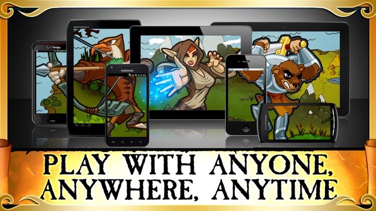 Pocket Legends screenshot-4
