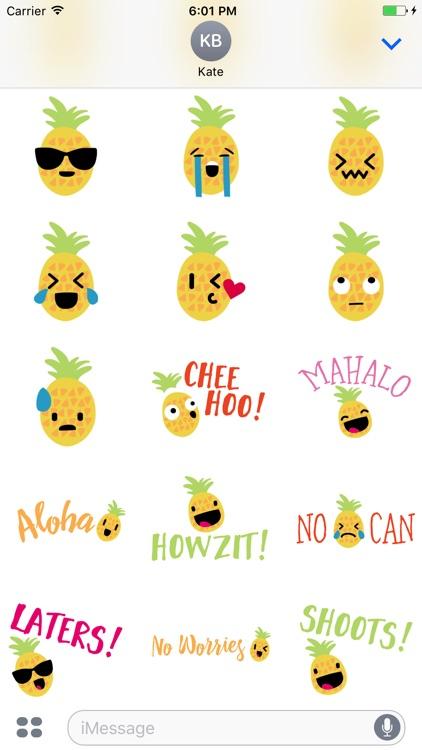 Hawaii LocalMoji