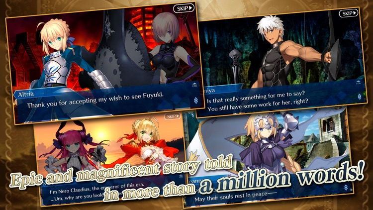 Fate/Grand Order (English) screenshot-1