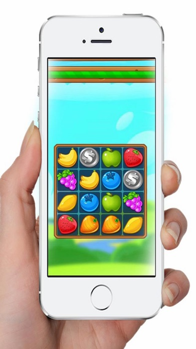 Fruits Style Game Puzzle screenshot 1