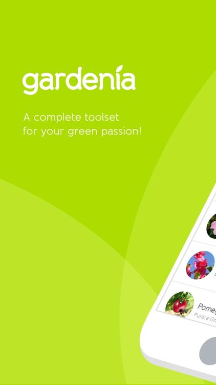Gardenia - Plant Organizer screenshot-0