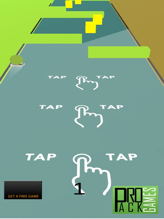 The Endless Road: Cool Ball Game for kids-ipad-3