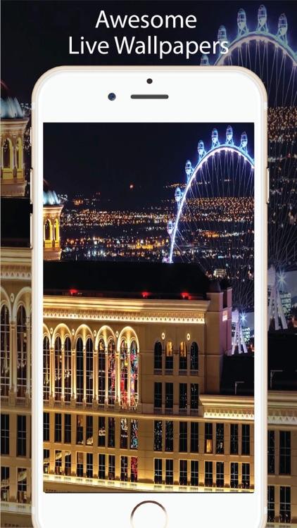 3D City Live Wallpapers Lite