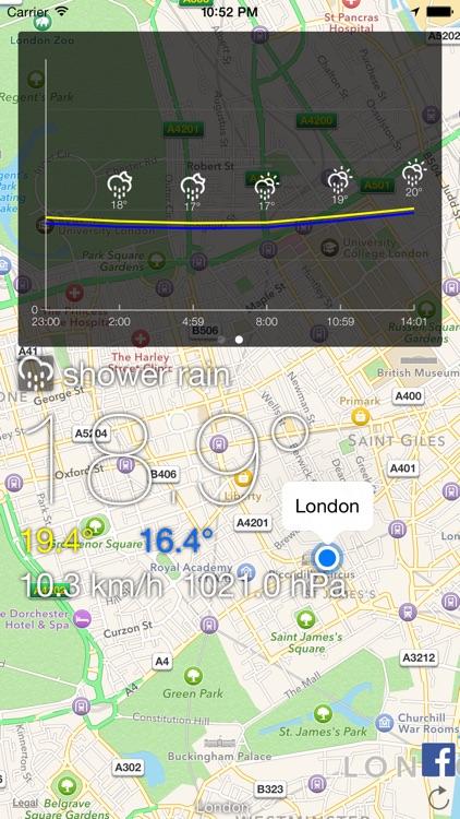 Alarm Weather Widget screenshot-4