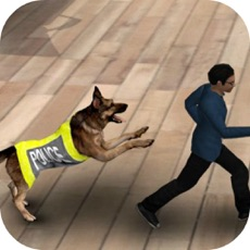 Activities of Police Dog Catch Criminals Sim