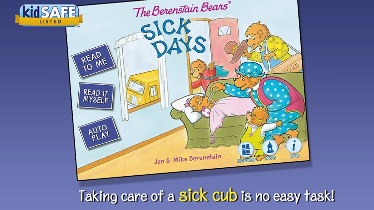 The Berenstain Bears: Sick Days