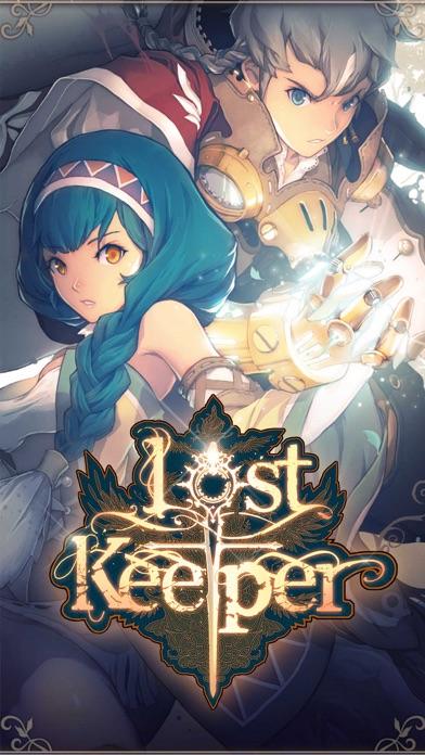 Lostkeeperスクリーンショット1