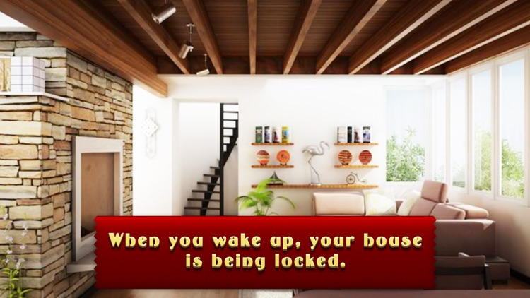Wooden House Escape Game
