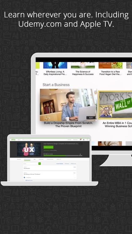 Udemy Online Courses screenshot-3