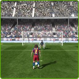 Real Football Penalty Goal