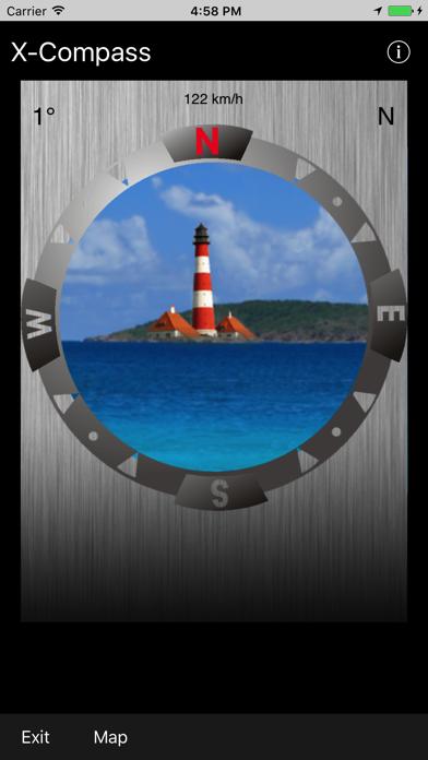 X Compass review screenshots
