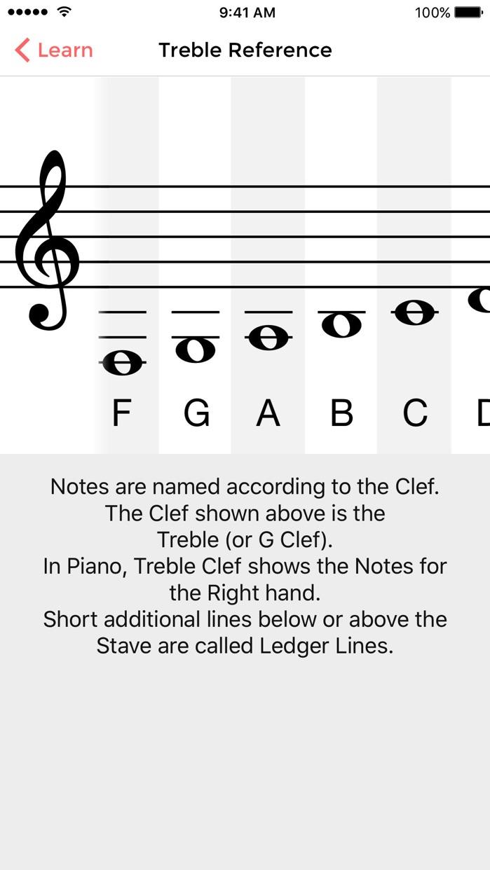 Music Tutor (Sight-reading) Screenshot