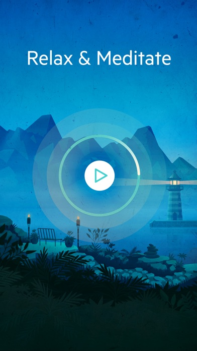 Relax Meditation review screenshots