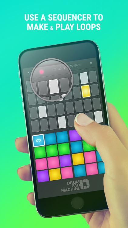 Drum Pad Machine - Beat Maker: Make Music & Beats screenshot-1