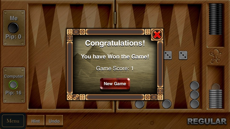 Backgammon - Classic Dice Game screenshot-4