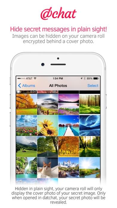 download DatChat Messenger apps 3