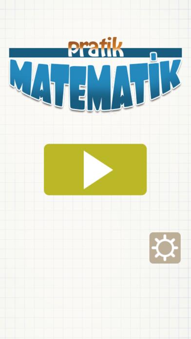 Pratik Matematik - Eğitici Bilgi Yarışması Oyunu