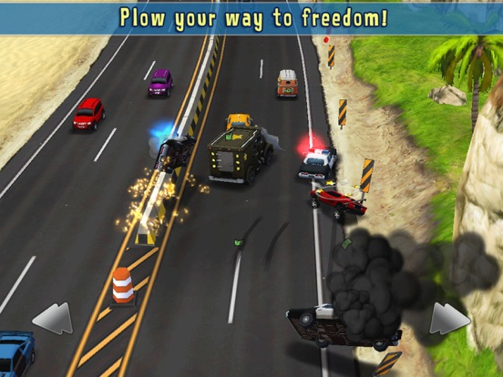 Reckless Getaway For iOS Hits Free For First Time In A Year