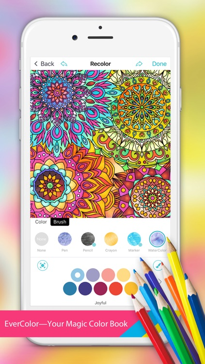 EverColor - Coloring Book for Adults