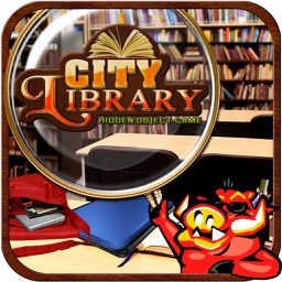 Hidden Object Games City Library