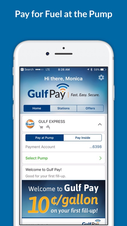 Gulf Pay - Gulf Mobile screenshot-2
