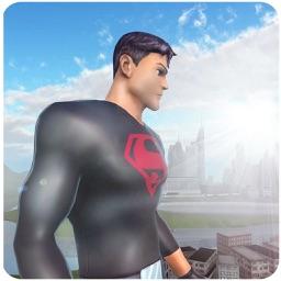 Superhero Crime Fighter Rescue – Super Power Hero