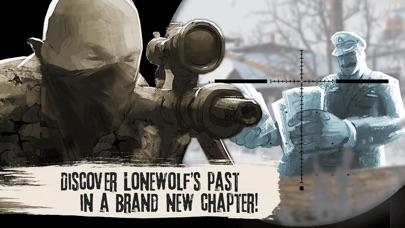 LONEWOLF Screenshot on iOS