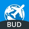 Budapest Travel Guide with Offline Street Map