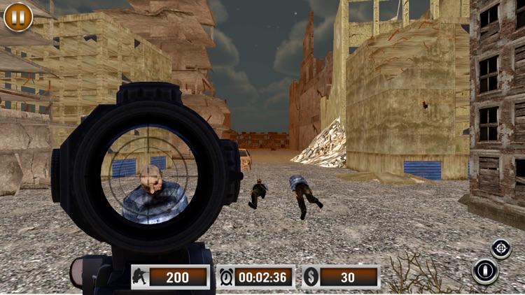 Dead Zombie Apocalypse screenshot-4