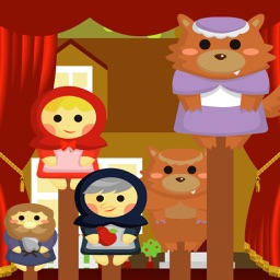 Little Red Riding Hood - Puppet Theatre for Kids