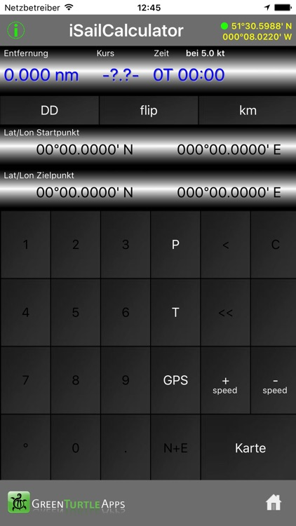 iSailCalculator