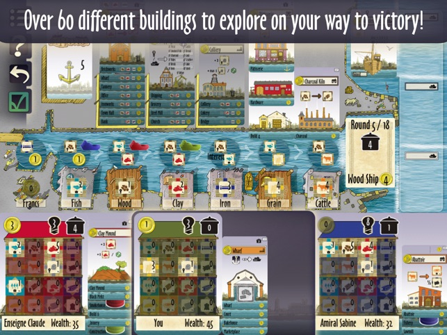 Le Havre (The Harbor) Screenshot