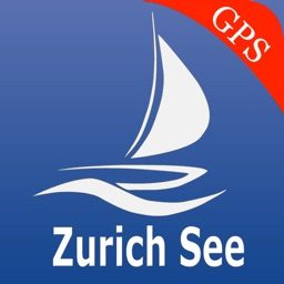 Zurich - Pfäffikon lakes GPS nautical charts