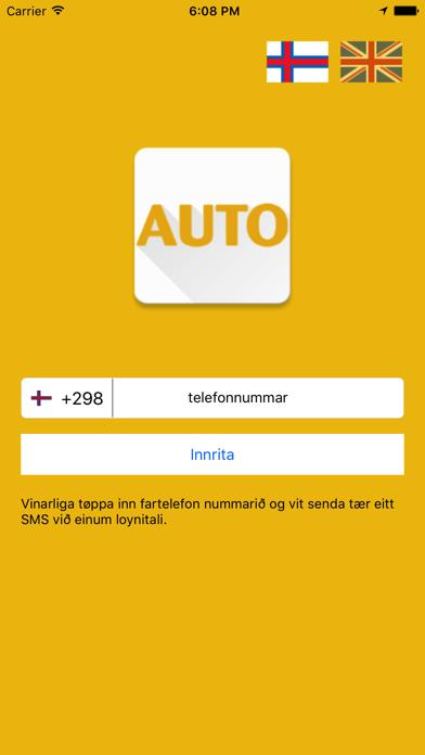 Auto Taxi - Tórshavn screenshot one
