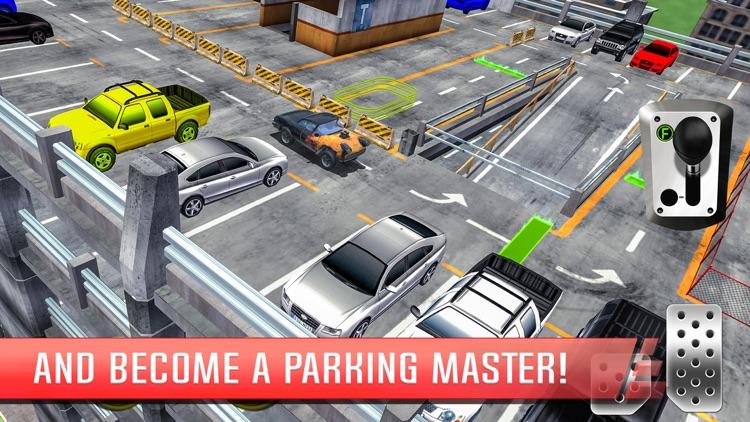 Multi Level Parking Simulator screenshot-4