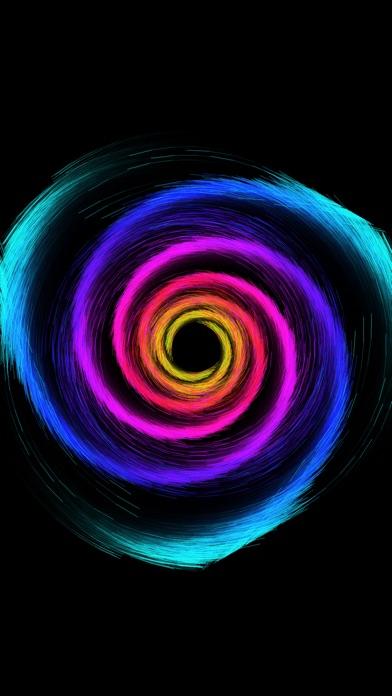 Uzu, An Interactive Light Show Screenshots